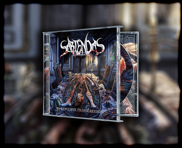CD - Repulsive Transgression